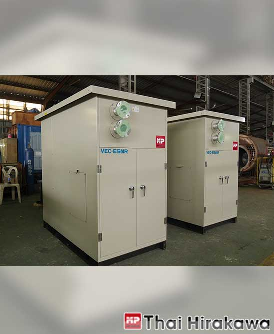 เครื่องทำน้ำร้อน VEC-ESR Series