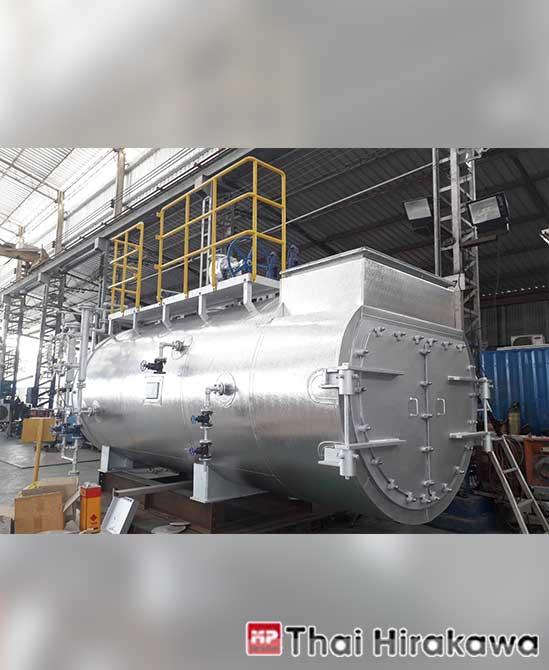 หม้อน้ำอุตสาหกรรม MP W Series